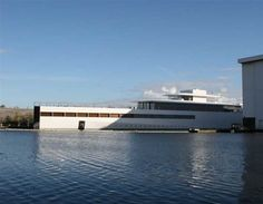 The Steve Jobs Philippe Starck yacht (© OneMoreThing.nl)