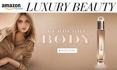 Luxury Beauty: lo nuevo de Amazon