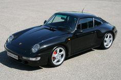 #Porsche #911 #Carrera #4S #993