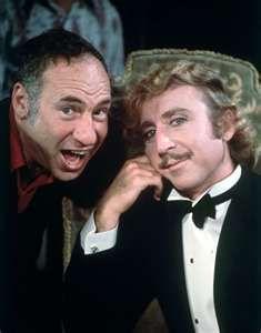 Mel Brooks & Gene Wilder