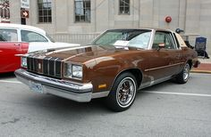 1978 cutlass supreme | 1978 Oldsmobile Cutlass Supreme Brougham 2-Door Coupe