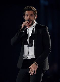Thomas Rhett Photos: 50th Academy Of Country Music Awards - Show