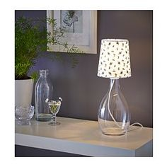 BRÅN Pied de lampe de table - 20 cm - IKEA