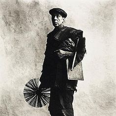 Chimney Sweep by Irving Penn