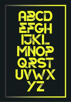 Free Graphic Design - Typeface Typography - from Pnterest