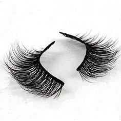 YUOIOYU Mink Lashes Real Upper Mink Eyelashes Natural ...