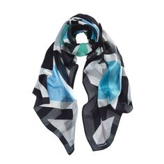 Be full of energy and joy. Be ready for departure – take a step towards something new! Scarves, Take That, Joy, Collection, Fashion, Scarfs, Moda, Fashion Styles, Glee