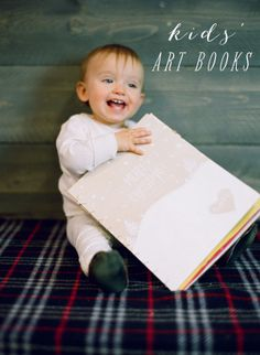 SMP At Home: DIY Kids' Art Books  Read more - http://www.stylemepretty.com/living/2012/12/16/smp-at-home-diy-kids-art-books/