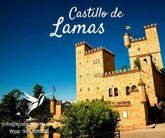 Castillo de Lamas - Lamas