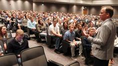 #BYU student-athletes had the unique opportunity to attend an advanced showing of the movie #MeetTheMormons on campus Monday evening. Read more!