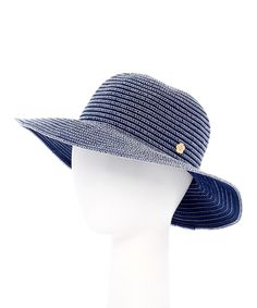 Blue Ribbon Braid UPF 50+ Packable Sunhat