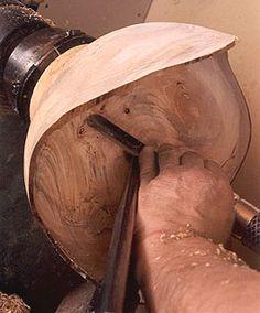 grinding custom-made bowl gouges & tool rest Lathe Projects, Wood Turning Projects, Wood Projects, Woodworking Projects, Bowl Turning, Woodworking Inspiration, Got Wood, Wood Bowls, Wood Lathe