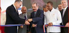 News. Presidente Danilo Medina inauguracion circunvalacion turistica de La Romana