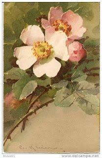 7 das Artes: A inconfundível beleza das pinturas de Catherine Klein.
