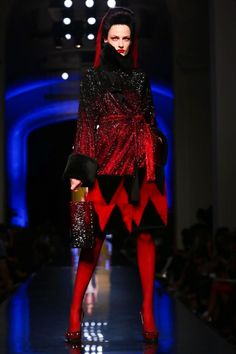 Paris Couture Fashion Week: Jean Paul Gaultier F/W14 Collection  #couture