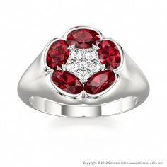 Ruby Ring Tudor. Yes. This. Now.