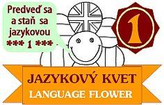A nakoniec... postup do krajského finále súťaže Jazykový kvet 2017 - Stredné školy - SkolskyServis.TERAZ.sk Language, Comics, Flowers, Languages, Cartoons, Royal Icing Flowers, Comic, Flower, Florals