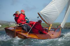 Sailing. by paul mattock, via Flickr