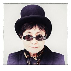 Yoko Ono.     The Guardian Profile