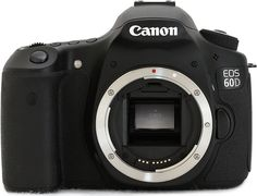 545d98e6fe The Canon 60D is yesterday's enthusiast camera at today's mid-range price  -- but