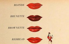 Which 1940s Lipstick Type are You?