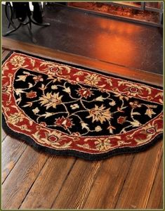 Fire Resistant Hearth Rugs