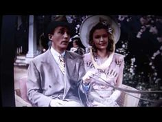 Easter Parade by Bing Crosby (from the movie Holiday Inn). I have had this song in my head ALL DAY!