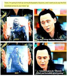 Loki v. Thor