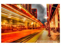 Matt Aden Photography extended time lapse in downtown San Diego