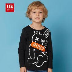 >> Click to Buy << boys t shirt kids clothes funny print 100% cotton children print tees boys tops cute rabbit print kids clothes size 4-11t #Affiliate