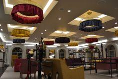 Custom Lampshades, Pendants and Bespoke Lighting