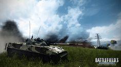 Battlefield 3 Armored Kill DLC release date announced.