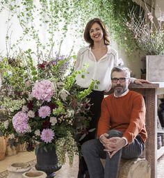 María Ruiz y Miguel Vidal