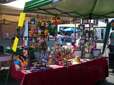 Not Yo Mama's Craft Fair ~ Melvin Style! « Mom's Basement