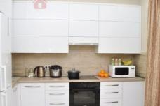 Кухня МДФ Hi-Gloss в стиле модерн.  от компании FLAT STUDIO SRL в Кишиневе и в Молдове