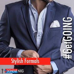 Style that will get you noticed at any formal occasion   #style #fashion #formal #shirts