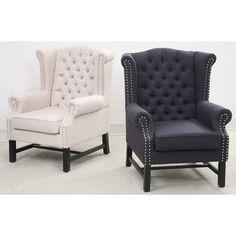 TOV Fairfield Arm Chair & Reviews   Wayfair