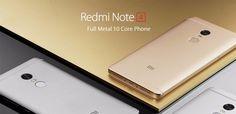 Xiaomi Redmi Note 4, Smartphone recomendado de China