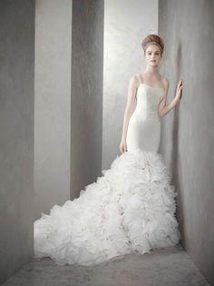 White by Vera Wang SS 2012