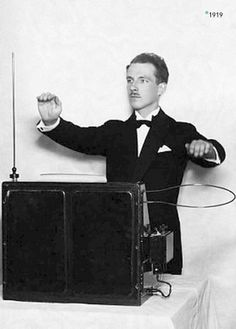 Theremin Since 1919. http://sincetheblog.com/