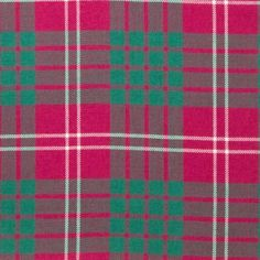 Crawford Ancient Lightweight Tartan by the meter – Tartan Shop