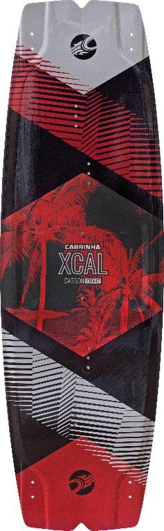 :01 Cabrinha XCaliber Carbon Kiteboard - 138x42