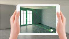 MyCaptR app 3D-scans homes using an iPad (CES 2016)