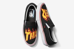 bec52fb945f Vans x Thrasher s Red Hot Collaboration  Take a First Look Here