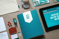 Alejob es un kit para el joven empresario  basado en la filosofía slow work.