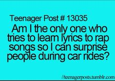 I do that with Russian rap music. If you want to impress someone, translate it and overanalyze the meaning and then share it with everyone.