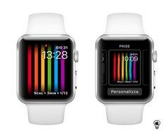 Come attivare Oggi il nuovo quadrante Pride su Apple Watch con watchOS 4.3.1 | appleiDea