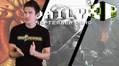 Your Daily MMO and MMORPG News for Monday September 23rd. Today Kirk discusses Extraction, Deep Down and Eldevin.