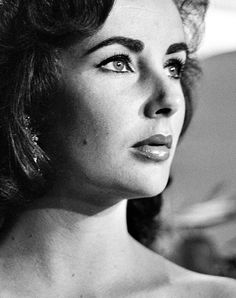 Dedicated to Dame Elizabeth Taylor. ♥ sideblog to those-golden-years