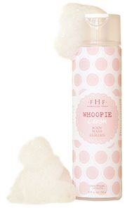FarmHouse Fresh Whoopie Cream Body Wash and Bubble Bath.  Sold at Beauty Lane Spa!